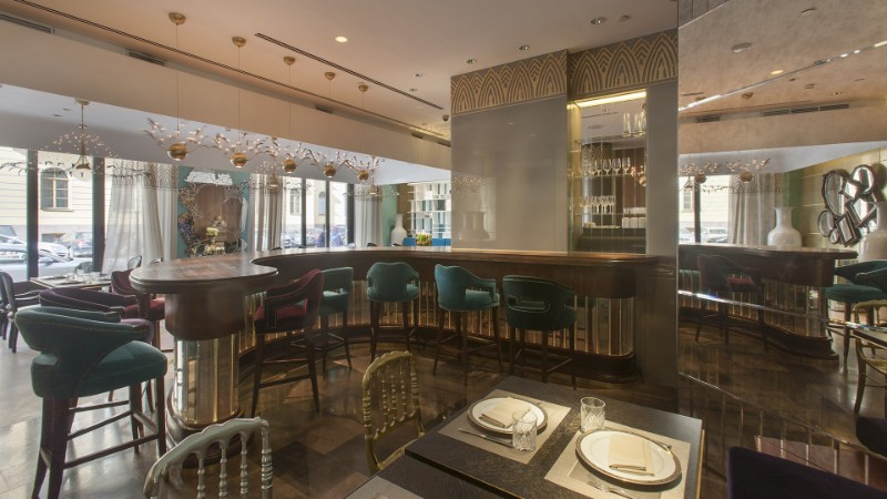 6 Amazing Modern Restaurants to Inspire Your Dining Room Design dining room design 6 Amazing Modern Restaurants to Inspire Your Dining Room Design Modern Restaurants to Inspire Your Dining Room Design 17