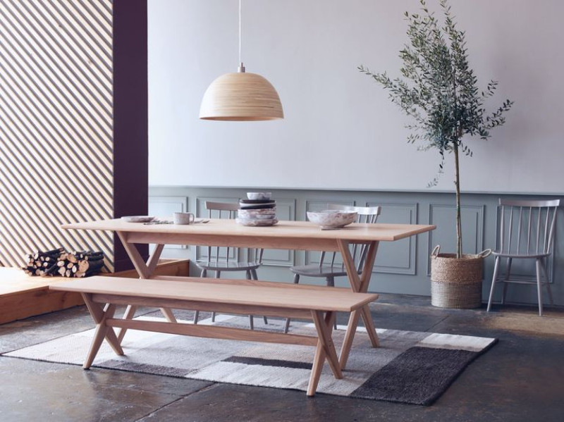 dining room How to decor your dining room for winter 0 How to decor your dining room for winter