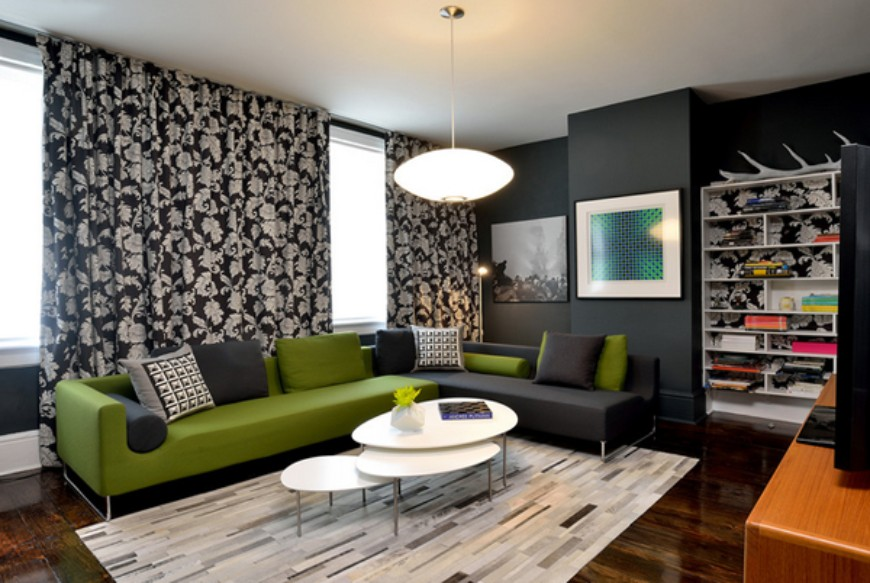 Trends 2019: The Best Green Sofas for Your Living Room trends 2019 Trends 2019: The Best Green Sofas for Your Living Room Trends 2019 The Best Green Sofas for Your Living Room 10