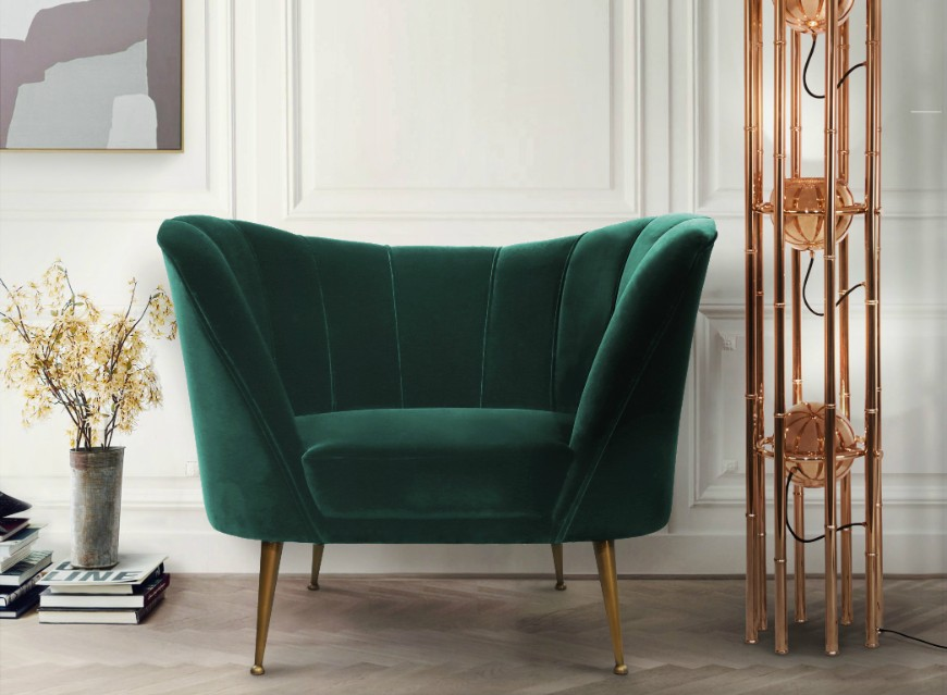 Trends 2019: The Best Green Sofas for Your Living Room trends 2019 Trends 2019: The Best Green Sofas for Your Living Room Trends 2019 The Best Green Sofas for Your Living Room 13