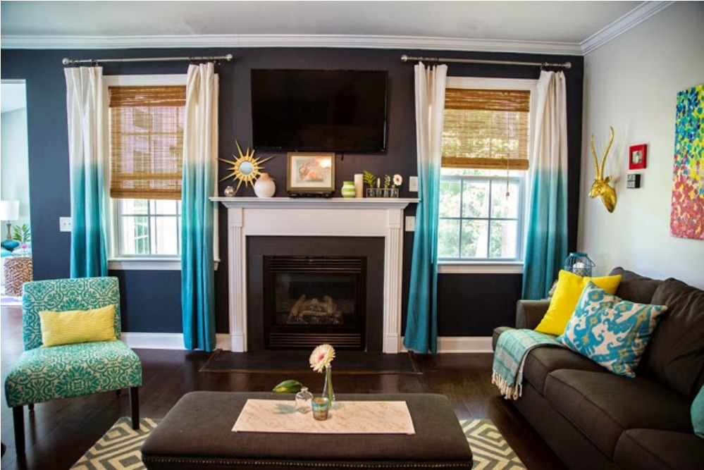 chocolate and turquoise living room 10 ideas for how to decorate your living room with 20099