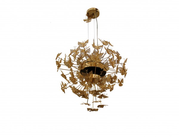 best lighting ideas The best lighting ideas for your living room decoration nymph chandelier 1 koket 600x460