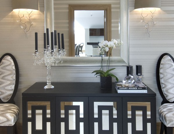stunning cabinets 10 stunning cabinets for your dining room decor saxon chrome lifestyle5 600x460