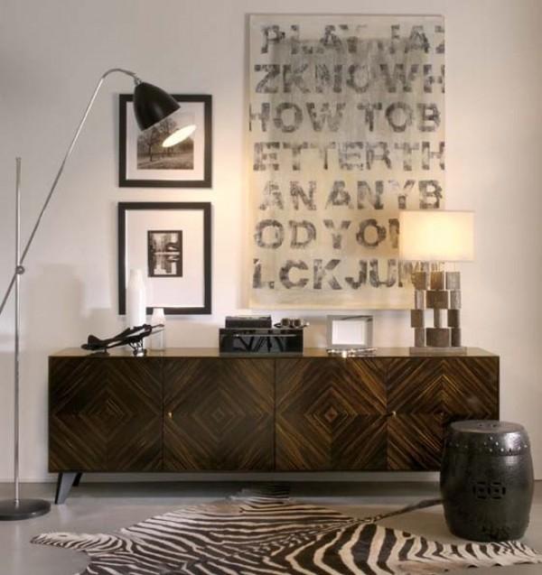 Dining Room Sideboard Decorating Ideas Elegant