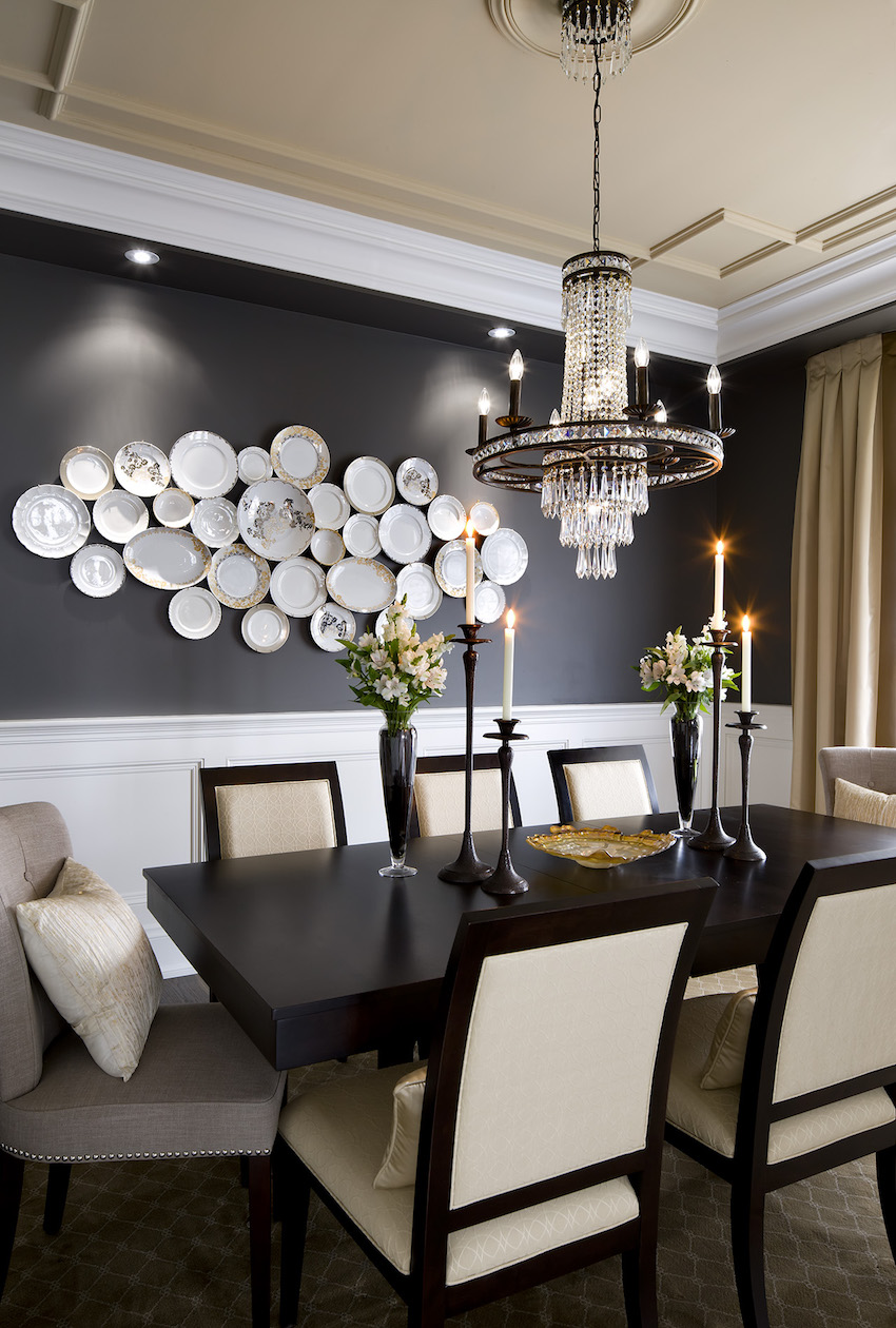 Top 25 of Amazing Modern Dining Table Decorating Ideas to ...