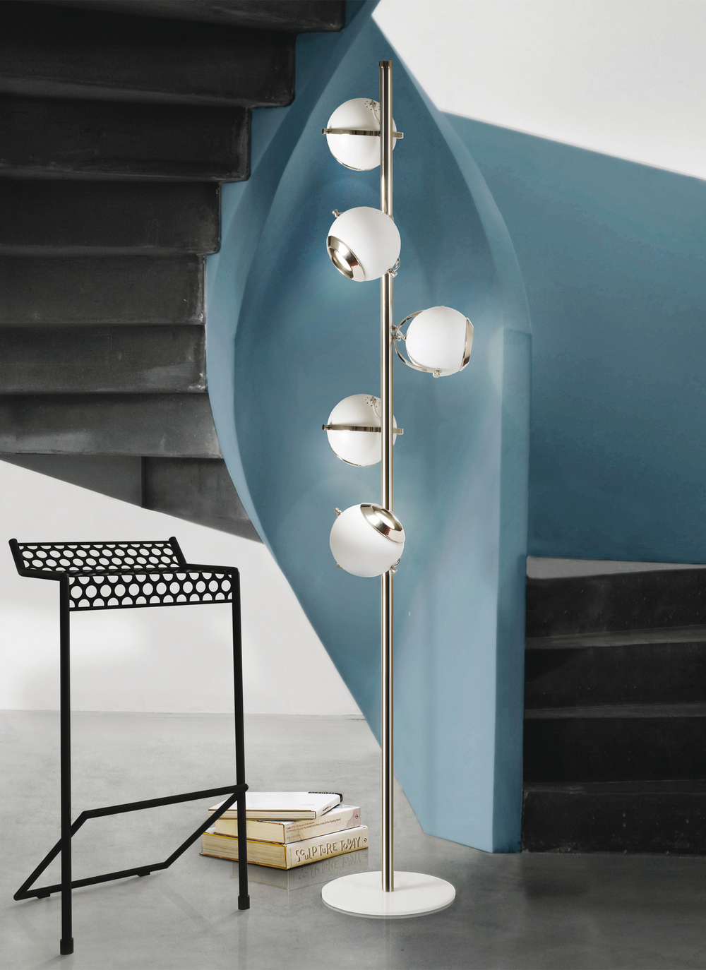 Contemporary Floor Lamp Design Ideas