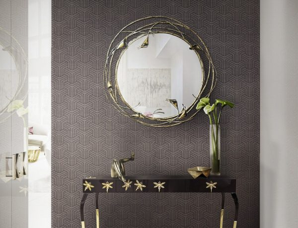 wall mirrors decor ideas 25 Stunning Wall mirrors Decor Ideas for Your Home Stunning Wall mirrors D  cor Ideas for Your Home21 600x460
