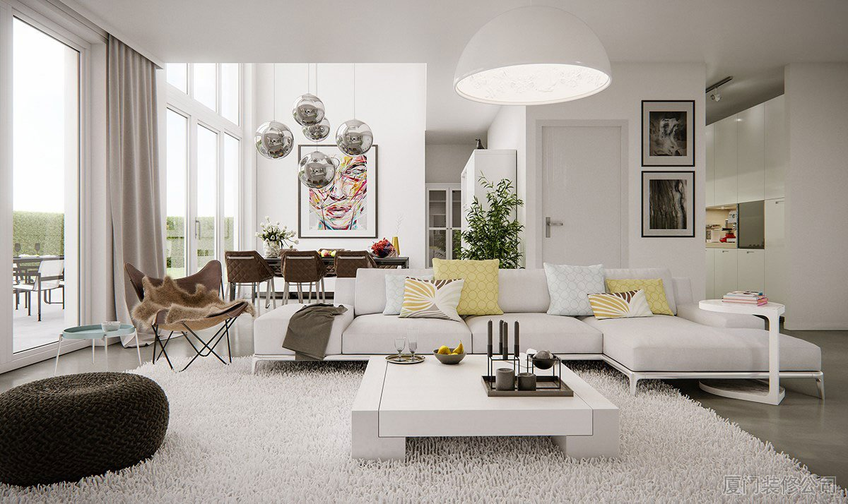 10 interior design trends for your living room in 2017 - Modern Living Room Interior Design 2017