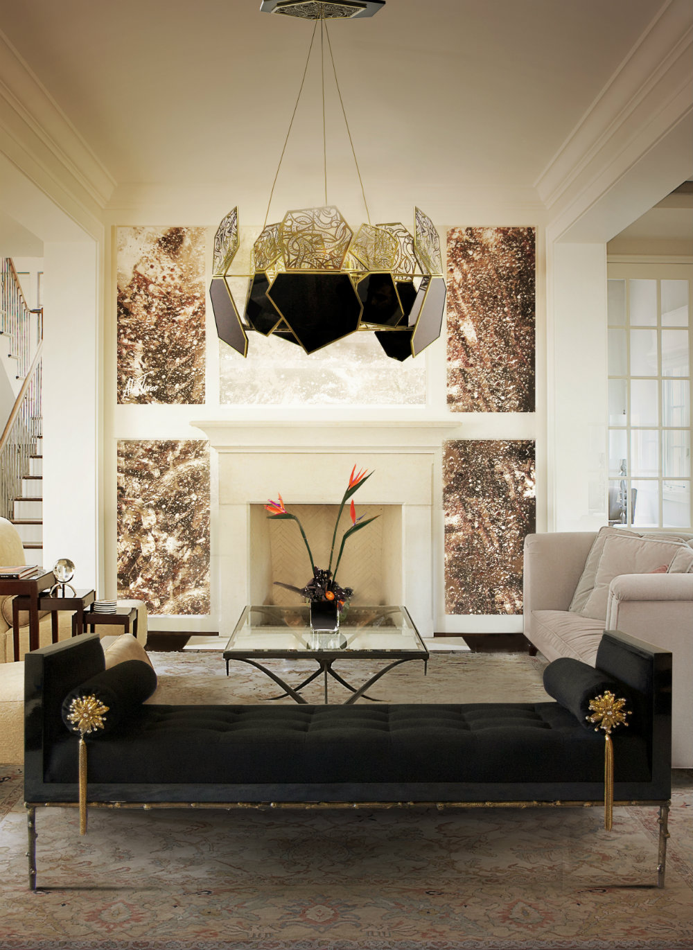 10 Interior Design Trends For Your Living Room In 2017 8