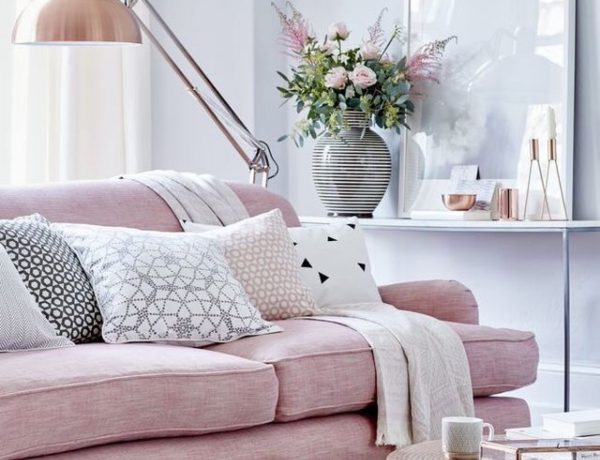 living room 10 Refreshing Ways to Redecorate your Living Room for Summer 10 Refreshing Ways to Redecorate your Living Room for Summer5 600x460