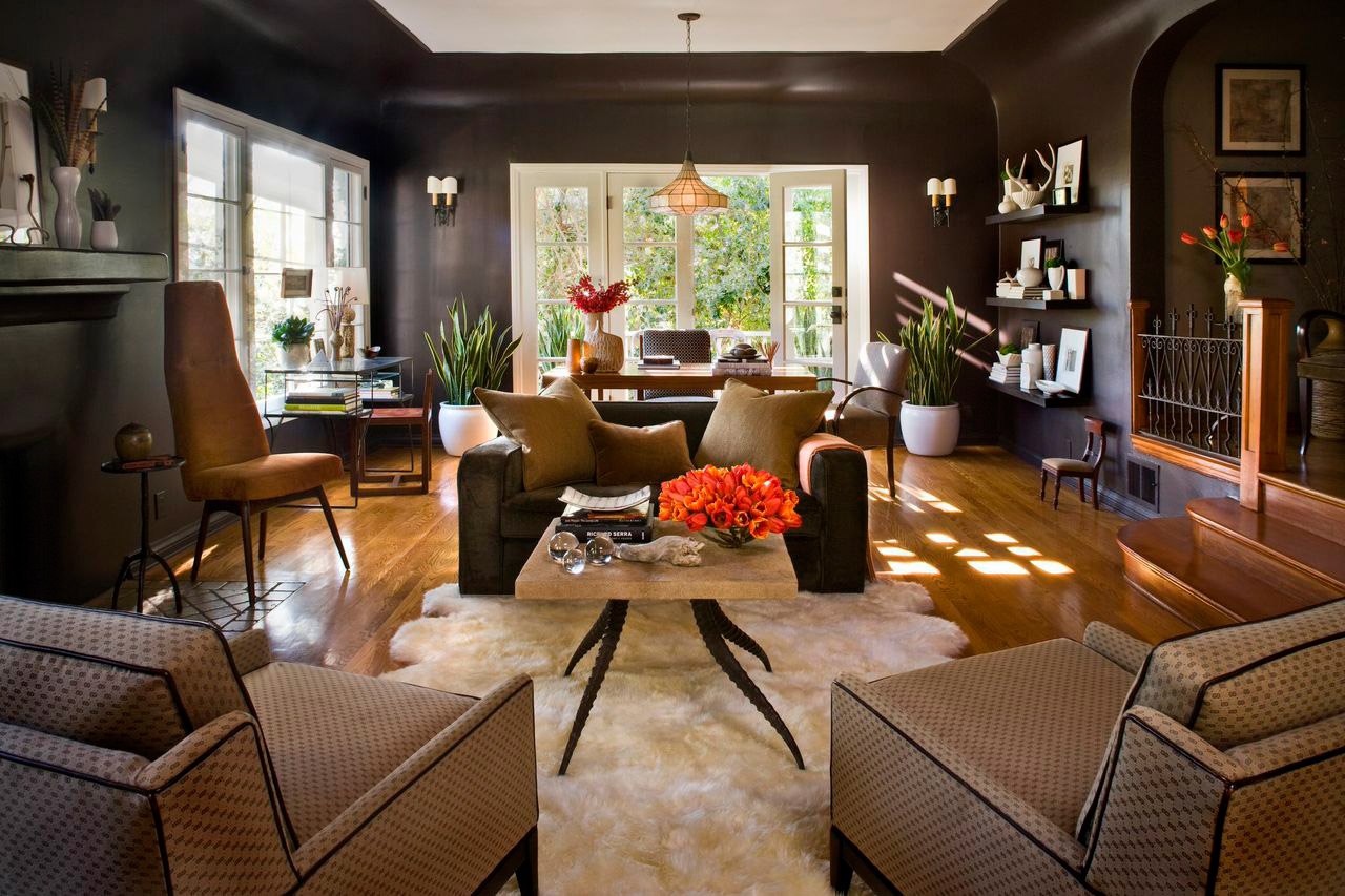 celebrity living room 10 stunning living rooms to inspire you 11190