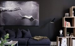 black living room Black Living Room Ideas to Enhance your Home Decor black living room ideas for your home decor 240x150