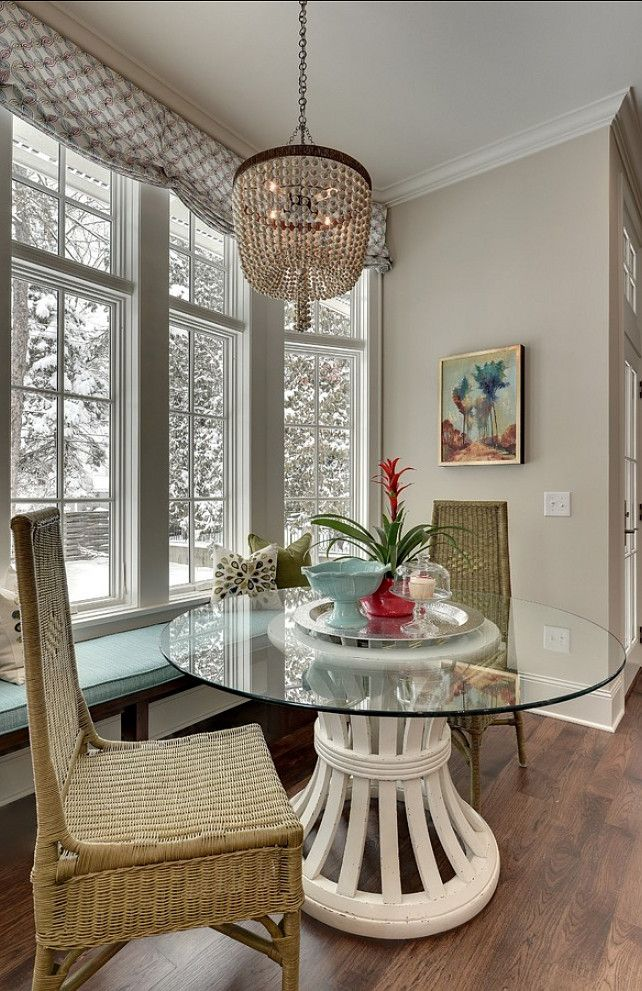 Trendy Furniture Ideas to Improve your Dining Room Design on Trendy Room  id=75554