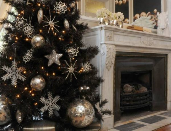 Christmas Decor Ideas Inspiring Christmas Decor Ideas to Copy 10 Inspiring Christmas Decor Ideas to Copy 600x460