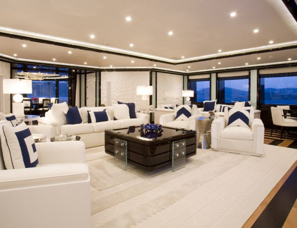 Luxury Yachts Get Inside This Luxury Yachts with Gorgeous Interiors Get Inside This Luxury Yachts with Gorgeous Interiors8 600x460