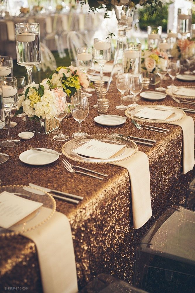 Get A Luxury Table Setting For New Year S Eve