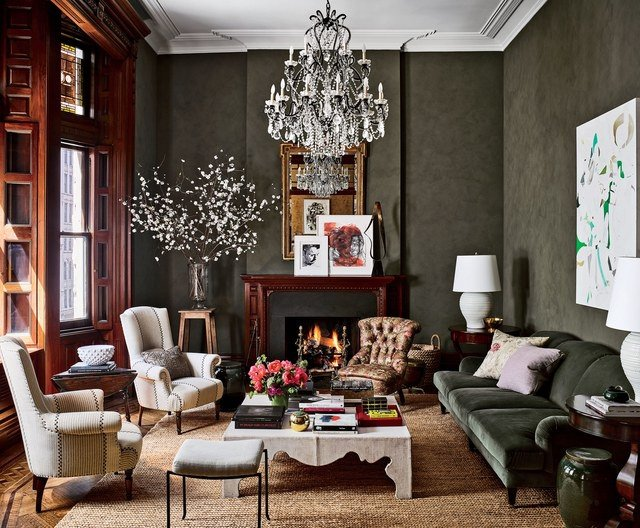 Interior Design Color Trends 2017 For Your Living Room