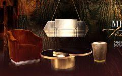 maison et objet 2017 Maison et Objet 2017: Chic Metallics by KOKET Koket Luxury Brand Maison et Objet Paris 2017 240x150
