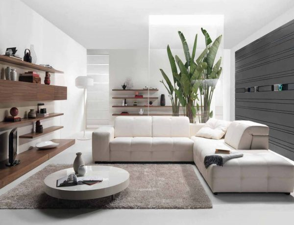 Modern White Living Room Decor 10 Modern White Living Room Decor That you will Love 10 Modern White Living Room Decor That you will Love5 600x460