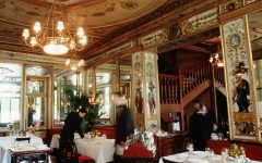 interior design ideas Inspiring Interior Design Ideas from Parisian Historical Restaurants Parisian Restaurants 9 240x150