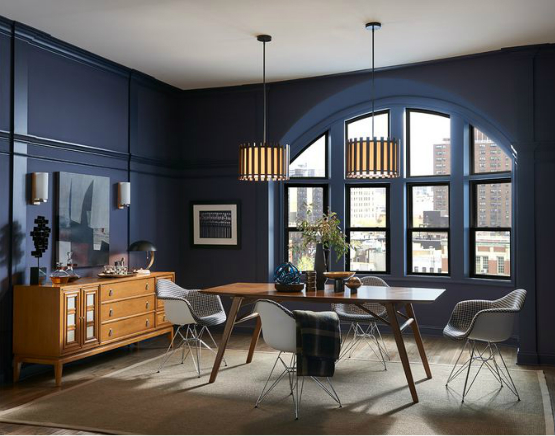 Modern Dining Room Design: 2019 Color Trends