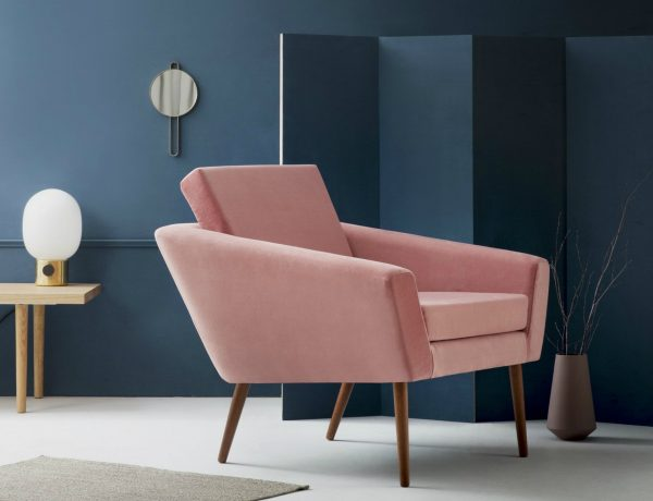 armchair Find Your Perfect Armchair at Maison et Objet 2018 Maison et Objet Perfect Armchairs 9 600x460