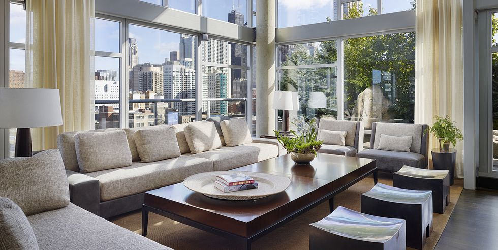 10 Amazing Modern Living Room Seating Arrangement Ideas