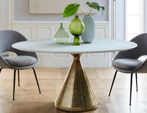 dining room tables 10 Small Dining Room Tables that Will Impress You Small Dining Table 79 600x460