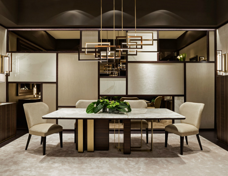 dining tables dining tables The perfect dining tables to set the mood for 2019 Saint Germain