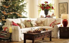 modern sofas Modern Sofas Color Ideas for Your Christmas Decor Christmas lounge 240x150