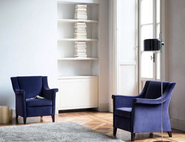 modern armchairs Get Ready to Relax in These Fabulous Modern Armchairs designer armchairs italian furniture havan 4G