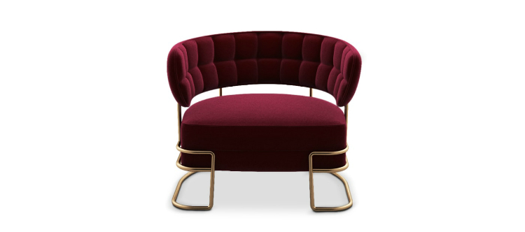 modern armchairs modern armchairs Get Ready to Relax in These Fabulous Modern Armchairs madison armchair 1