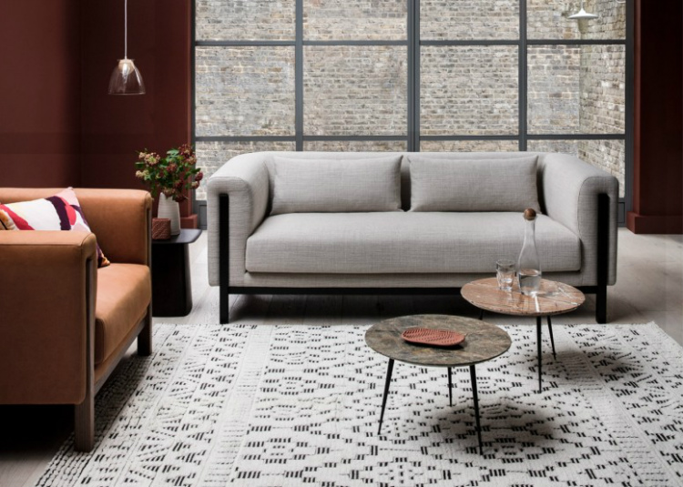 modern armchairs modern armchairs Get Ready to Relax in These Fabulous Modern Armchairs massimo sofa and armchair