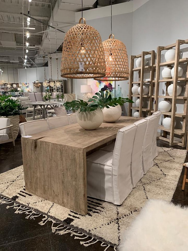 Las Vegas Winter Market 2019 The Best Dining and Living Room Design at Las Vegas Winter Market 2019 Dovetail Furniture
