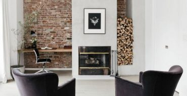 Modern Fireplaces Heat Up This Winter Season with These Modern Fireplaces Heat Up This Winter Season with These Modern Fireplaces 1 370x190