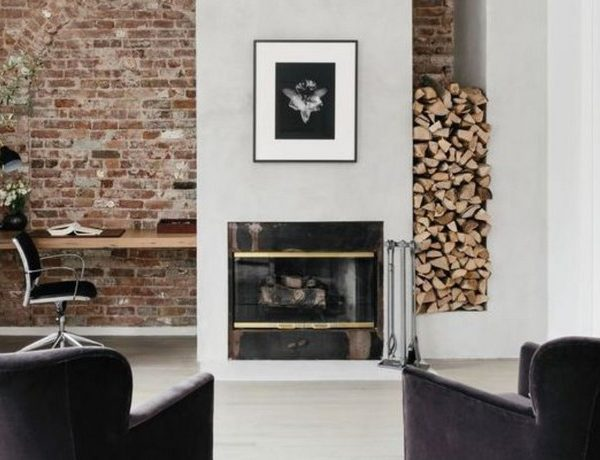 Modern Fireplaces Heat Up This Winter Season with These Modern Fireplaces Heat Up This Winter Season with These Modern Fireplaces 1 600x460