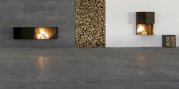 Modern Fireplaces Modern Fireplaces Heat Up This Winter Season with These Modern Fireplaces Heat Up This Winter Season with These Modern Fireplaces