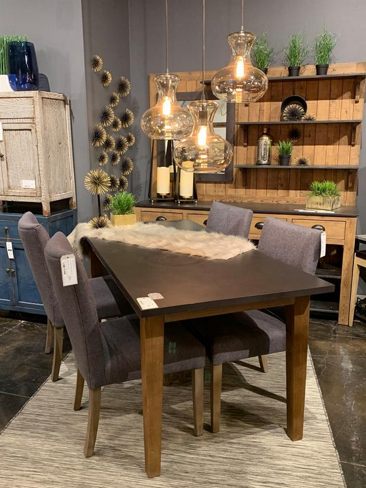 Las Vegas Winter Market 2019 Las Vegas Winter Market 2019 The Best Dining and Living Room Design at Las Vegas Winter Market 2019 Nest Home Collections 1
