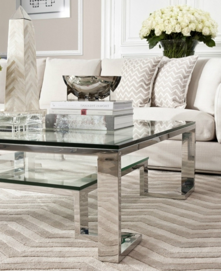 2019 interior design trends 2019 Interior Design Trends to Turn a Space in a Sensorial Experience huntington eichholtz coffee table
