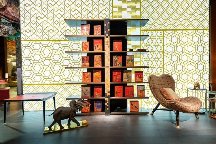 isaloni 2019 iSaloni 2019: The Best Ideas for Dining and Living Rooms ETRO