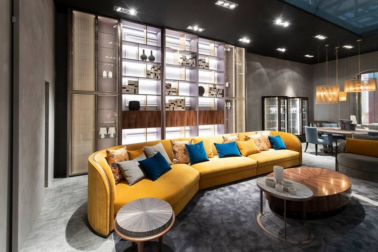 isaloni 2019 iSaloni 2019: The Best Ideas for Dining and Living Rooms Elledue Arredamenti