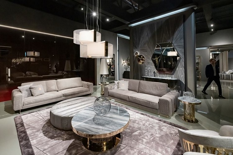 isaloni 2019 iSaloni 2019: The Best Ideas for Dining and Living Rooms Giorgio Collection