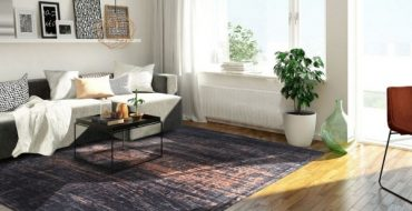 contemporary rugs The Most Dazzling Contemporary Rugs for Your Living Room Decor dywan soho copper 60x90cm 3 1 370x190