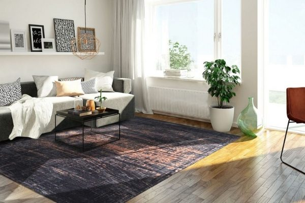 contemporary rugs The Most Dazzling Contemporary Rugs for Your Living Room Decor dywan soho copper 60x90cm 3 1 600x400  Dining and Living Room dywan soho copper 60x90cm 3 1 600x400