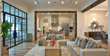 open plan ideas Fabulous Open Plan Ideas for Your Dining and Living Room Dining and L Room 1 370x190