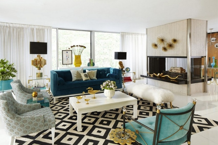 jonathan adler Jonathan Adler and The Mid-Century Inspiration Jonathan Adler The Best Projects 6