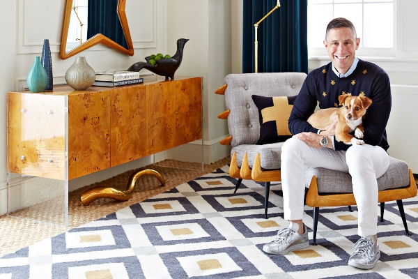 jonathan adler Jonathan Adler and The Mid-Century Inspiration Jonathan Adler The Best Projects  Dining and Living Room Jonathan Adler The Best Projects