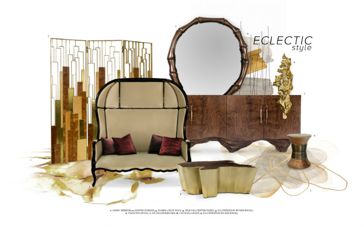 Eclectic Style - The Bold Harmonisation of Different Styles eclectic style Eclectic Style – The Bold Harmonisation of Different Styles Eclectic Style The Bold Harmonisation of Different Styles